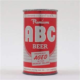 ABC Beer Flat Top 28-6