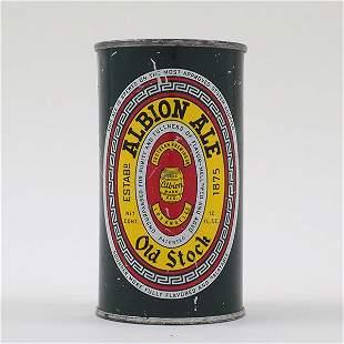 Albion Ale Flat Top 29-24