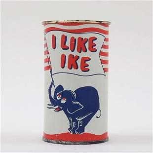 Ballantine I Like Ike 1956 Commemorative Cup