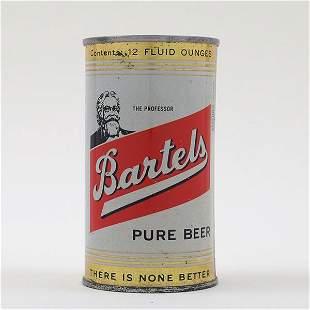 Bartels Beer METALLIC Flat Top 34-40