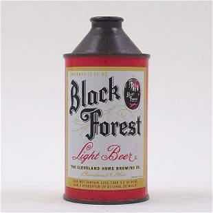 Black Forest Beer Cone 3.2-7 PERCENT 152-26