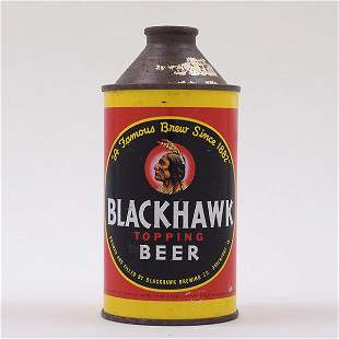 Blackhawk Topping Beer Cone 4 PERCENT 152-26