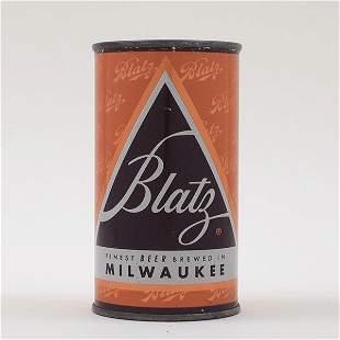 Blatz Beer CHRISTMAS SET CAN ORANGE 39-14