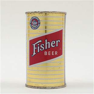 Fisher Beer Flat Top 63-38
