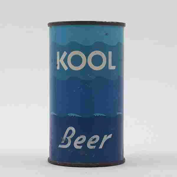 Kool Beer Opening Instruction Flat Top R10 89-19
