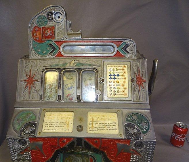 5 Cent Mills 1931 Slot Machine - 2