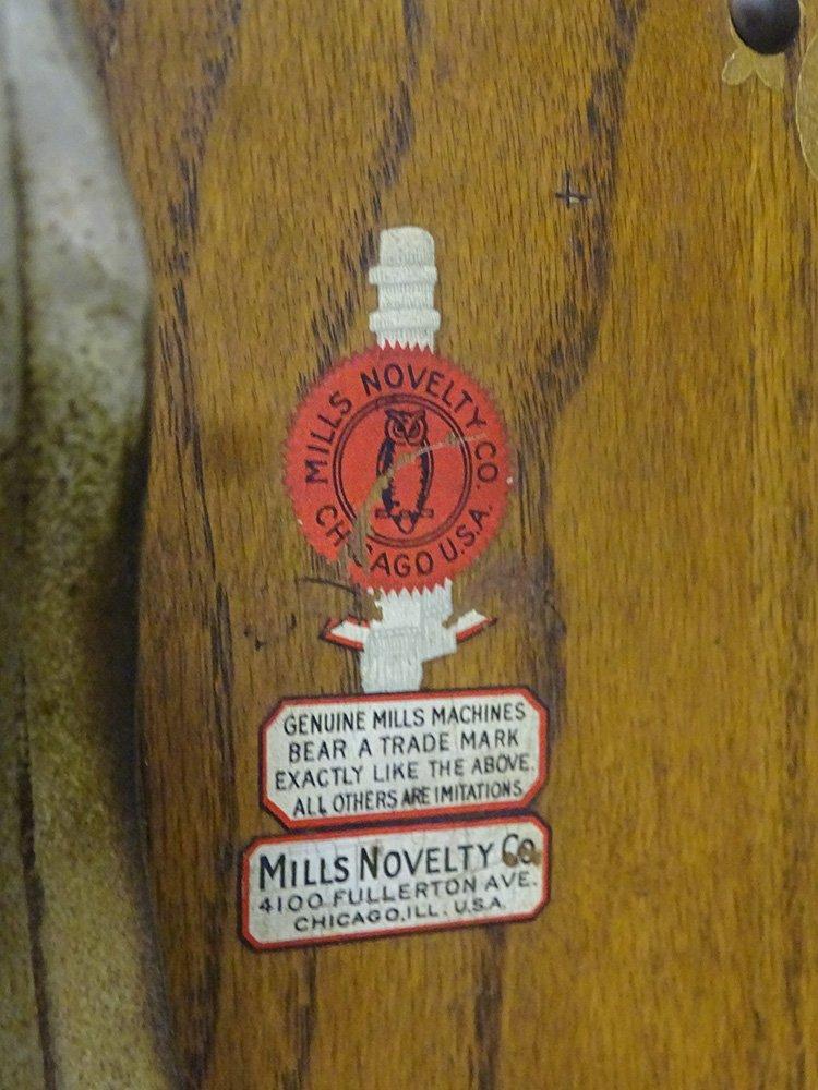 5 Cent Mills 1931 Slot Machine - 5