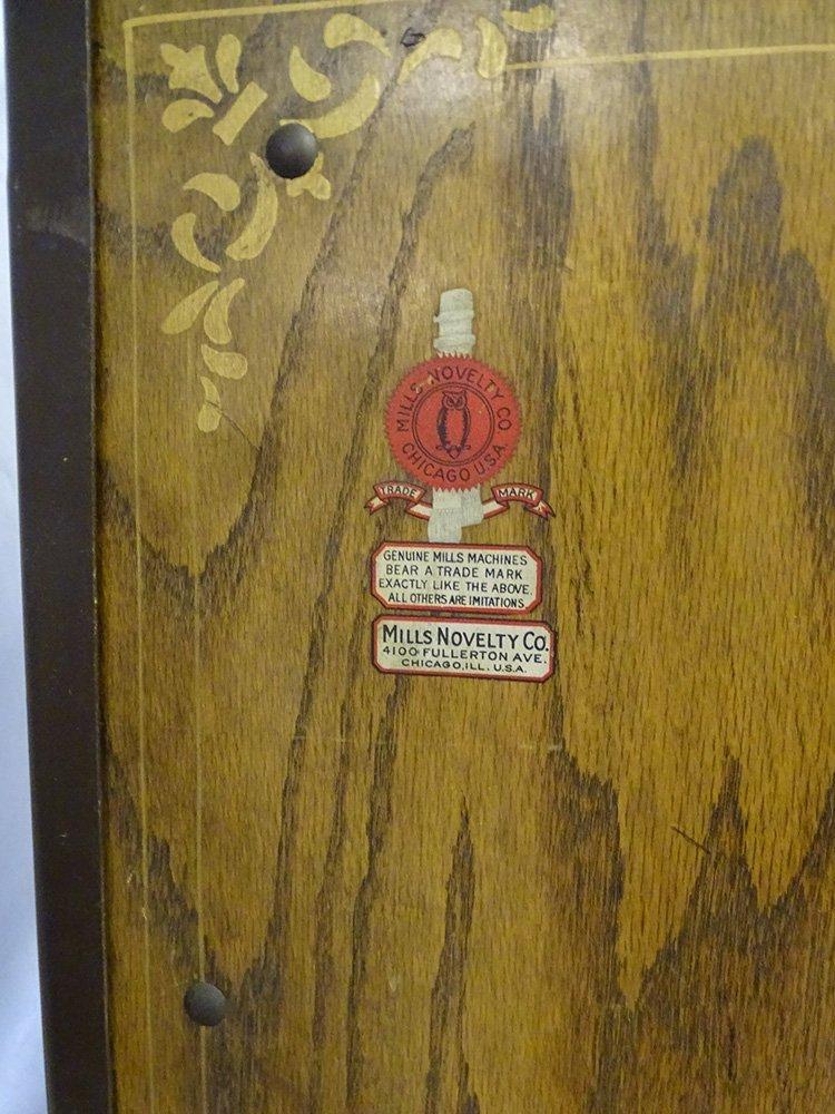 5 Cent Mills 1931 Slot Machine - 8