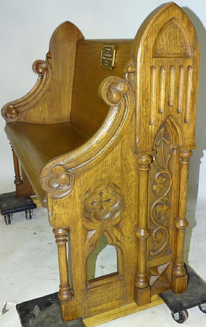 Gothic Bench - 2