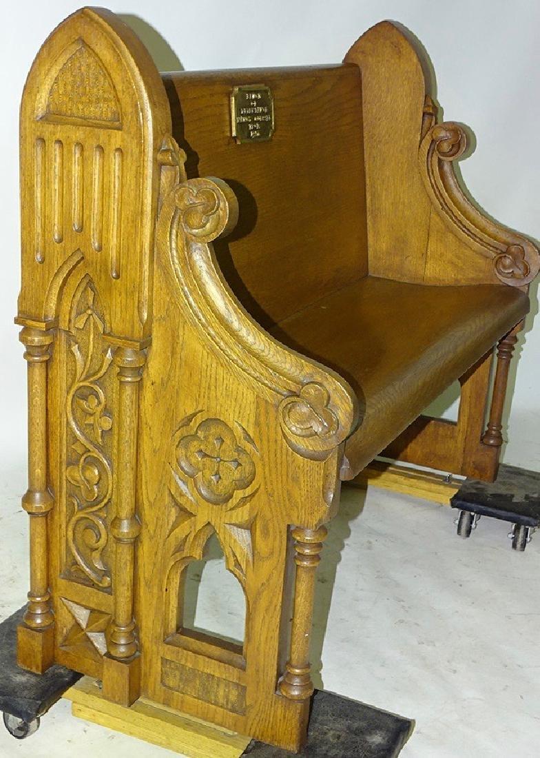 Gothic Bench - 3