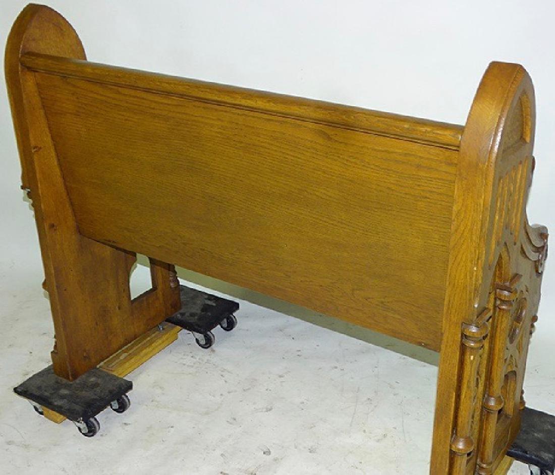 Gothic Bench - 4