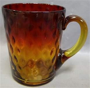 Amberina Mug