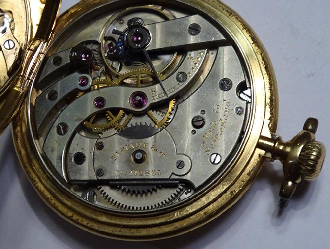 Tiffany Pocket Watch - 4