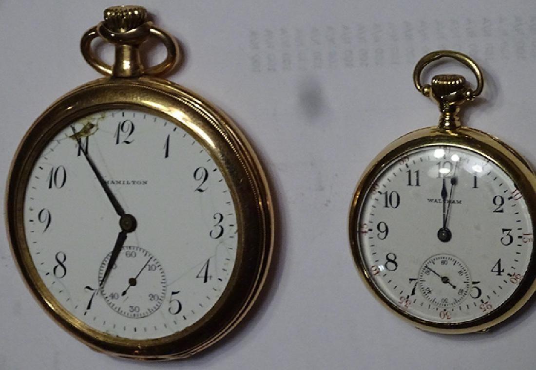 14k Pocket Watches