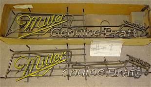 2 Miller Genuine Draft Guitars