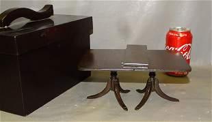 Miniature Dining Room Table