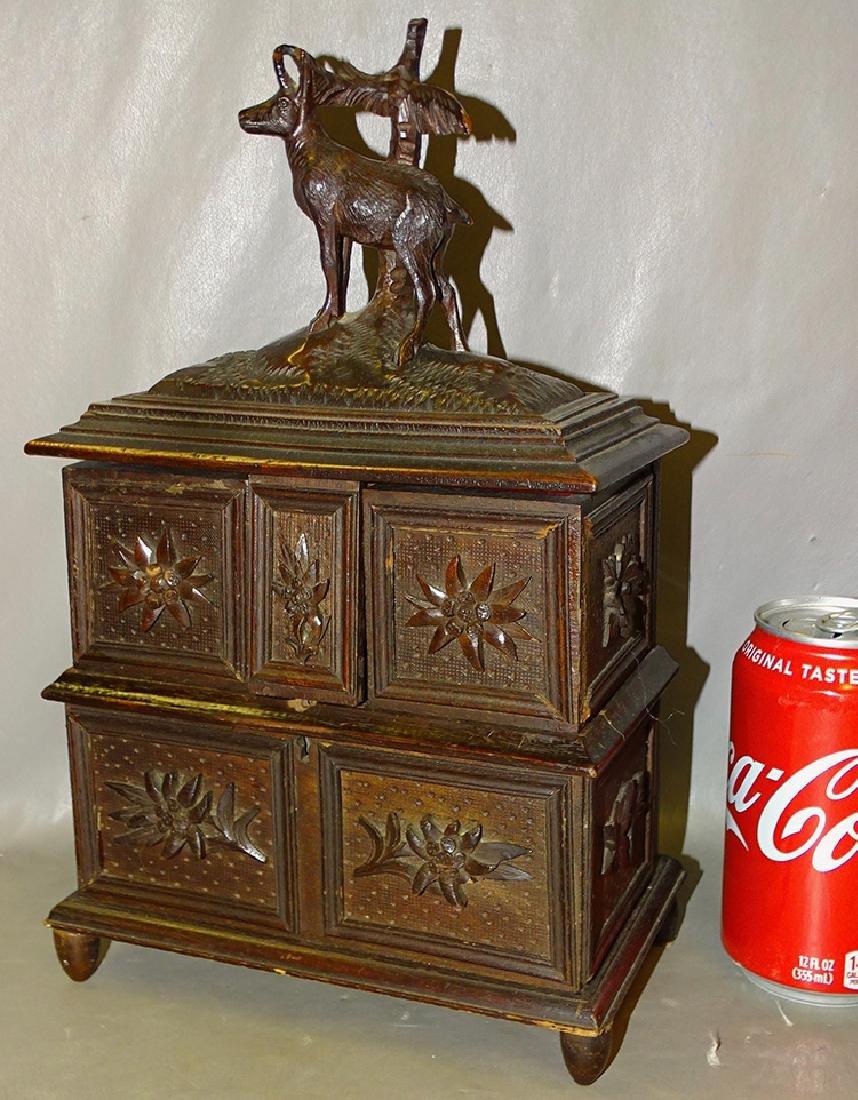 Black Forest Jewelry Box