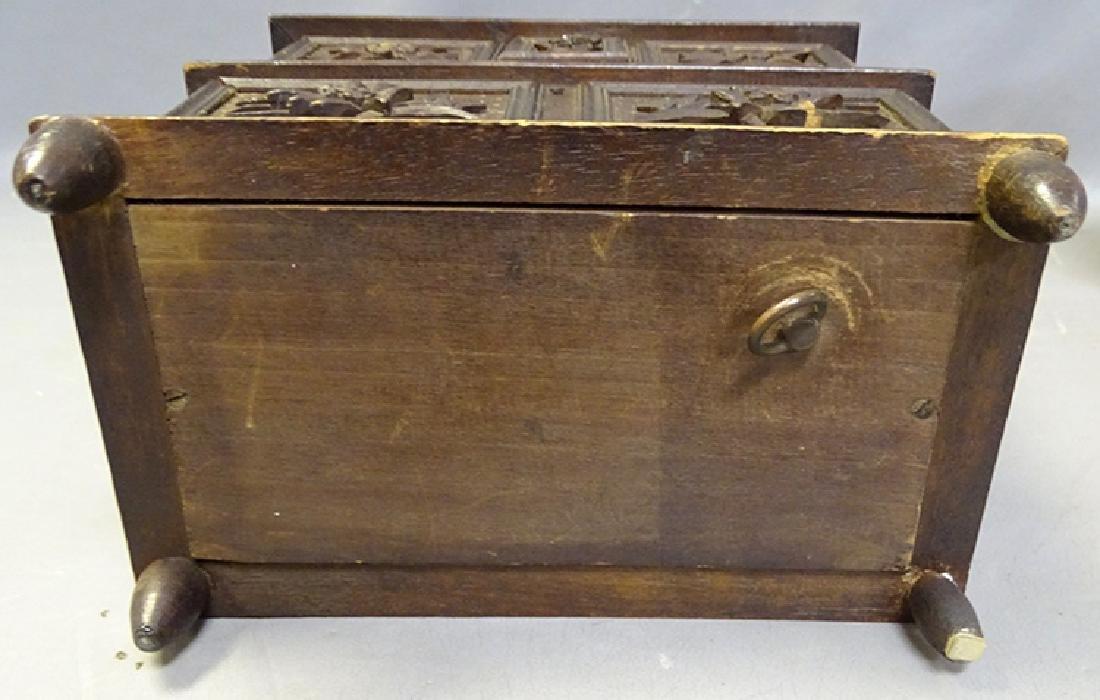 Black Forest Jewelry Box - 3