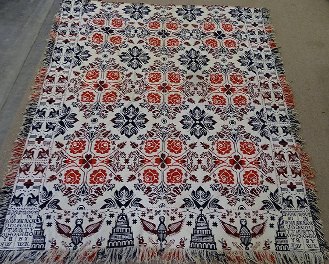 Reversible Coverlet