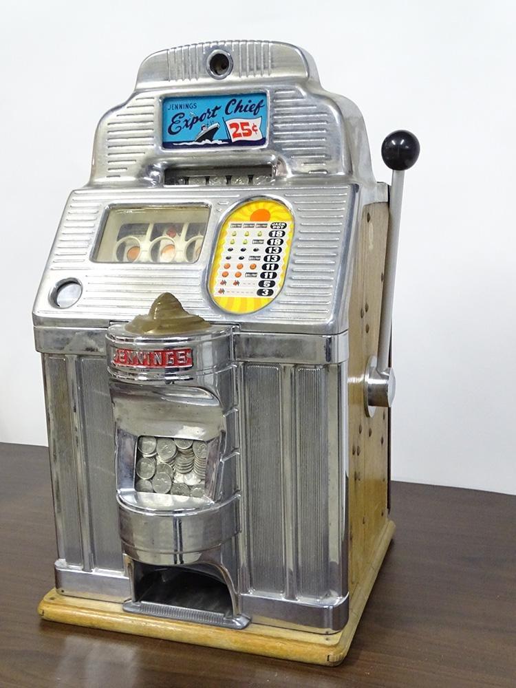 25 Cent Jennings Slot Machine
