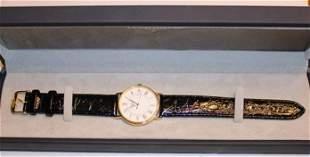 Swiss Made Longines Wrist Watch