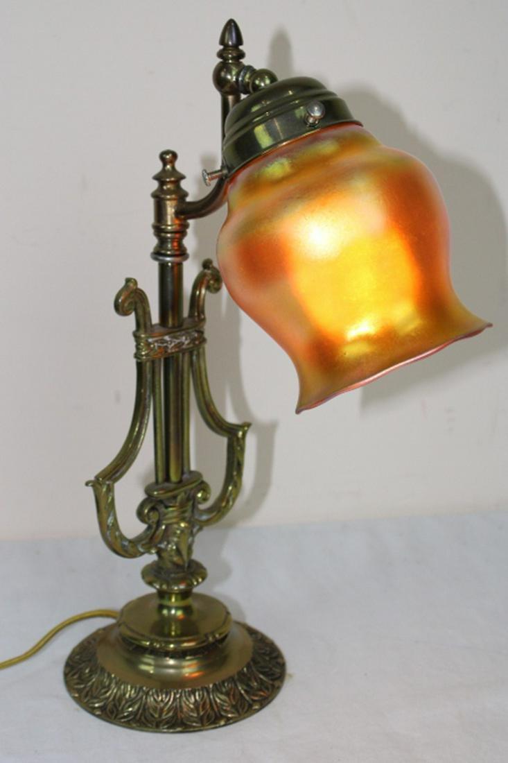 Nice Steuben Desk lamp