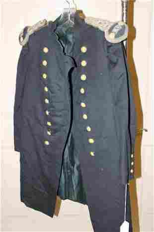 Civil War Coat Belonging to Lt. Col. John Henry