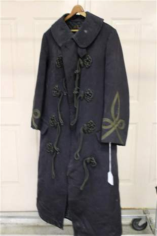 Civil War Dress Coat Belonging to Lt. Col. John Henry