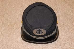 Civil War Hat From Bartholf Family