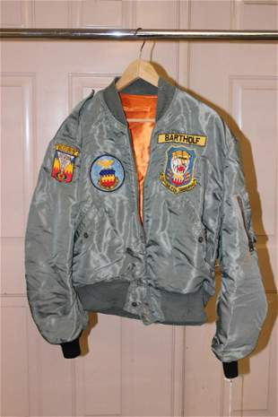 Very Important Jacket Belonging to General Bartholf