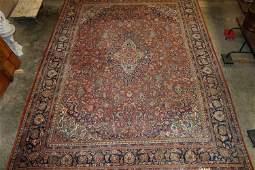 Large Antique Oriental Rug
