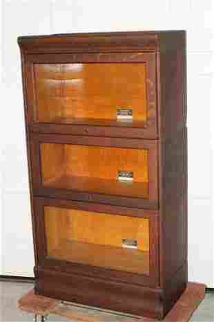 Oak Hale 3/4 Size Stacking Bookcase
