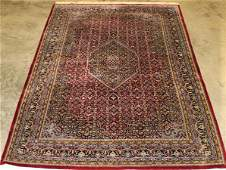 Finely Woven Room Size Oriental Rug