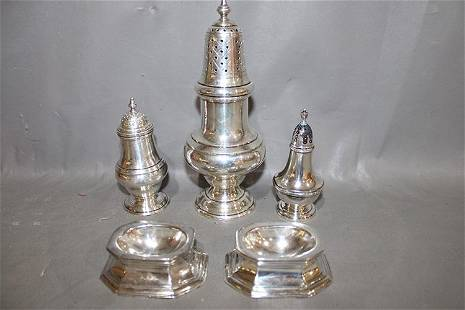 5 Piece of Nice Sterling Silver