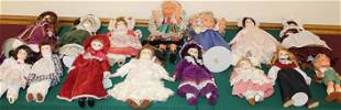 15 Collector Dolls