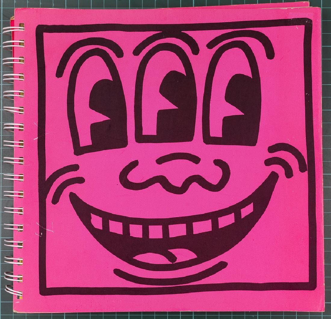 Keith Haring : Tony Shafrazi 1983 Catalogue Ed