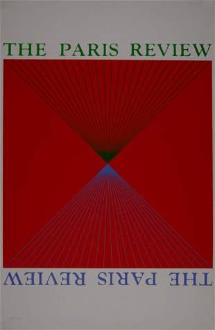 Richard Anuszkiewicz - The Paris Review, 1965