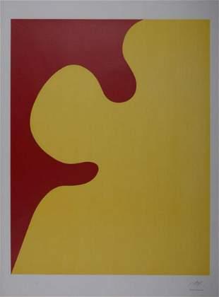 Jean Arp - Galerie im Erker, 1966