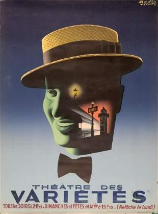 Xavier Badia Vilato - Maurice Chevalier, 1950