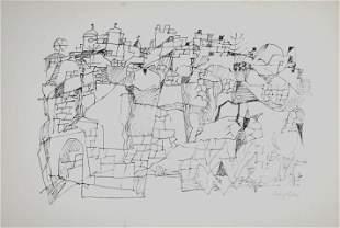Eduardo Bargheer - Untitled, 1965