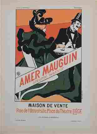 Emile Berchmans - Amer Mauguin, c. 1897