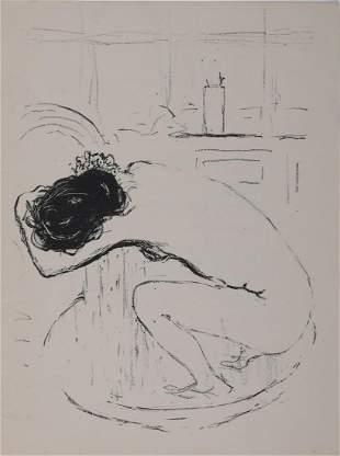Pierre Bonnard - Le Tube, 1894