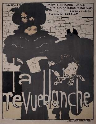 Pierre Bonnard - La Revue Blanche, 1894 - Scarce!