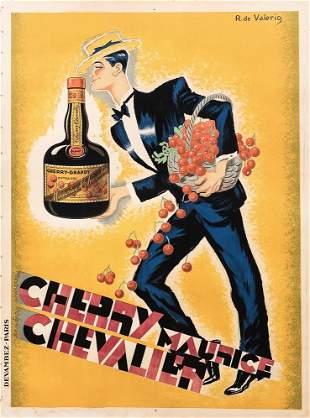 De Valerio - Cherry Maurice Chevalier, C1934