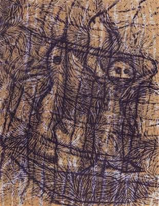 Max Ernst - Un champ amour, 1958