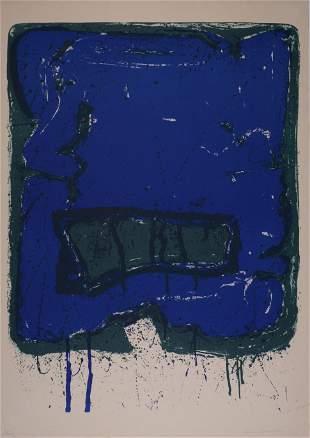Sam Francis - Kunsthalle Bern, 1960