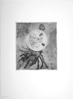 G.-J. Friedlaender (After) - Le Homard, 1995