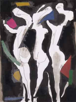 Marino Marini - Le Sacre du Printemps, 1973