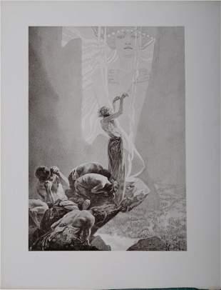 Mucha - Que votre nom soit sanctifie, 1899