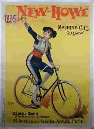 PAL (Jean de Paleologue) - New Howe Machine, 1895